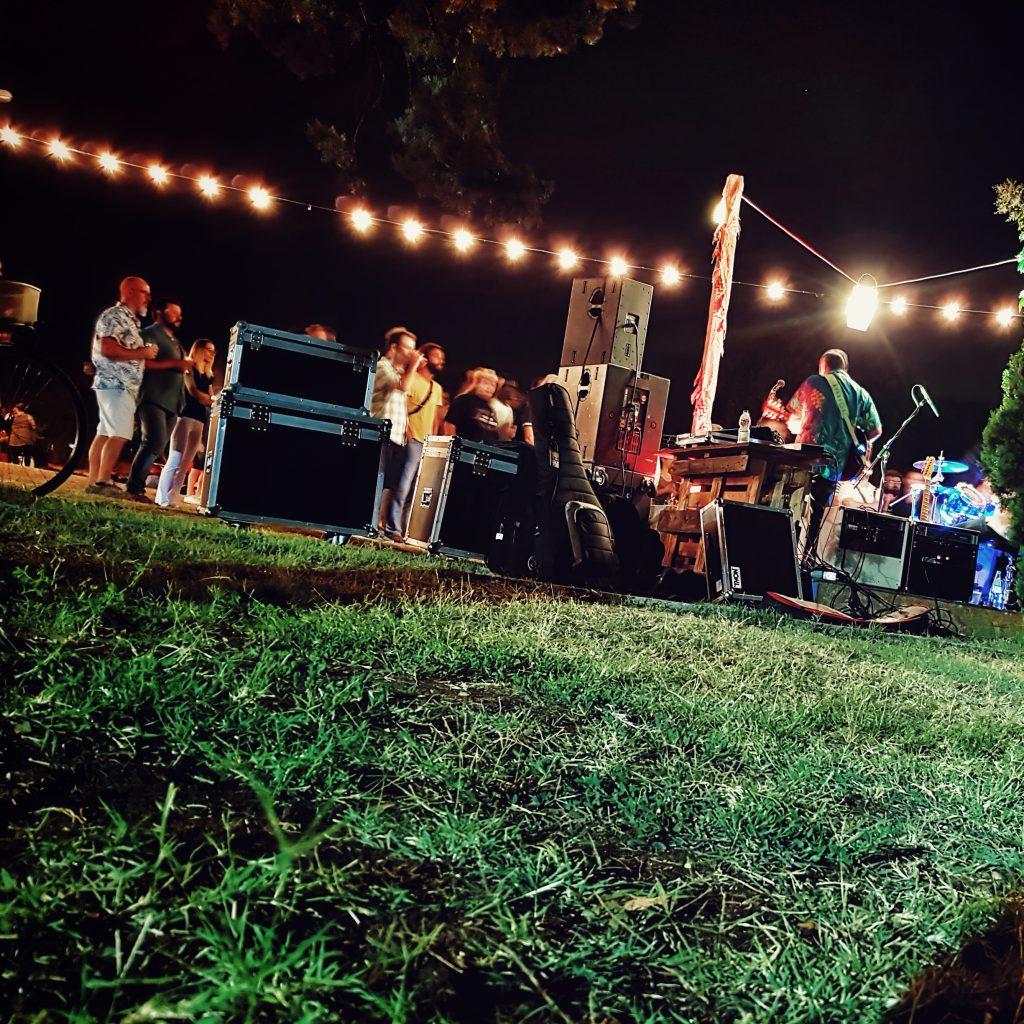 Live band music